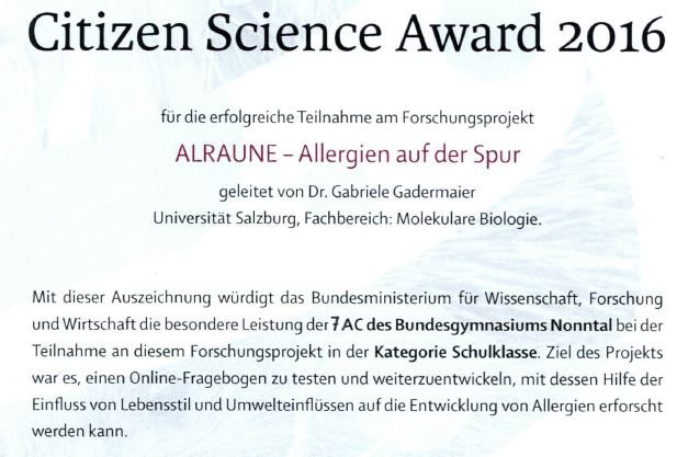 citizen-science-award