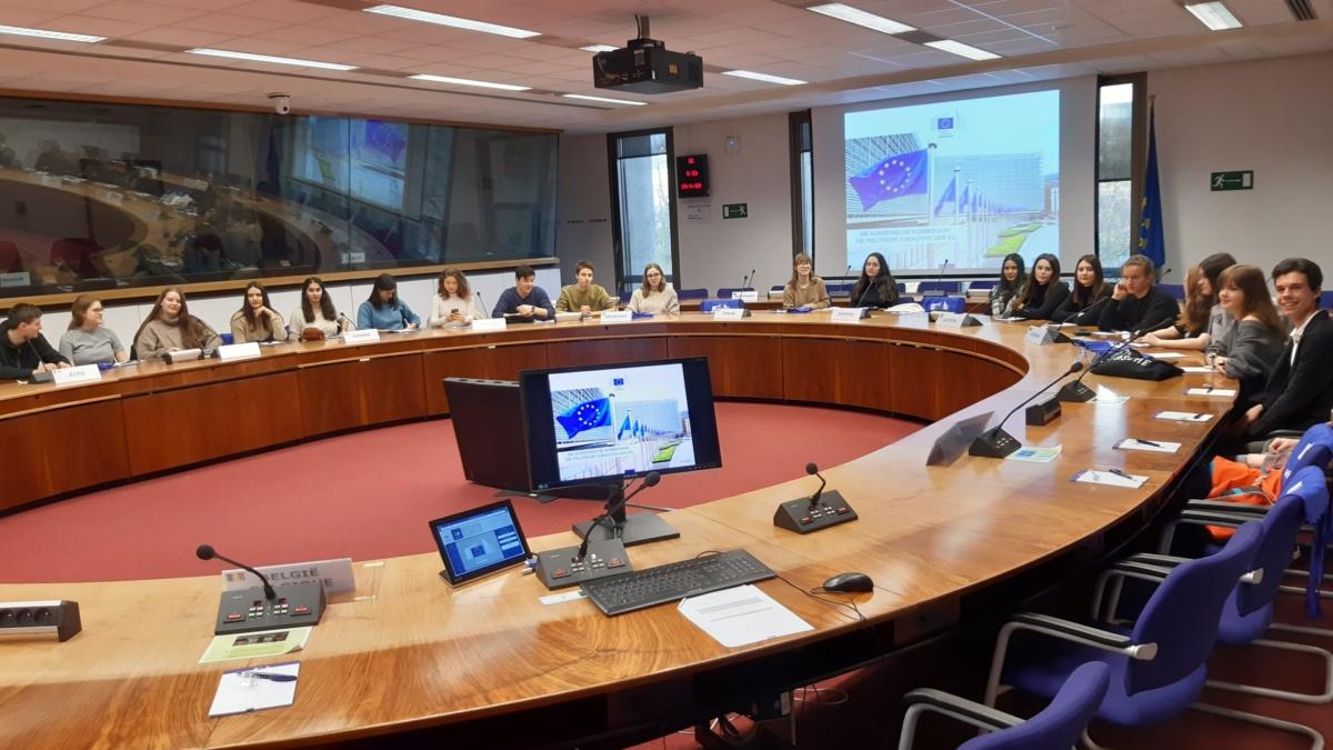 Im Ausschuss der Regionen